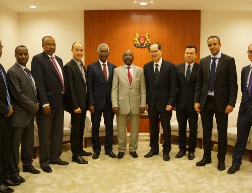 Djibouti and Singapore agree to increase cooperation