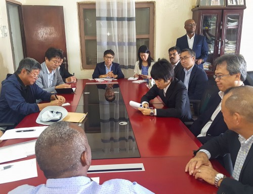 Delegation Visit to the North of Djibouti