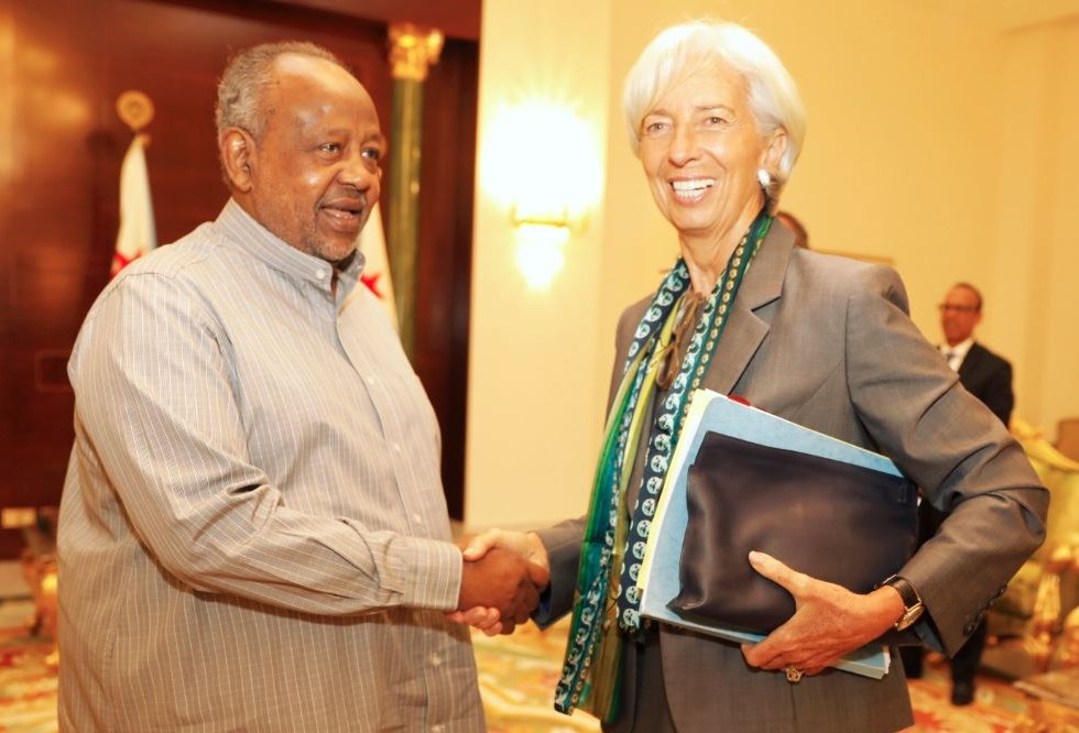 Djibouti—IMF Chief Christine Lagarde wants to boost inclusive growth