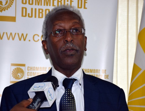 TICAD 7 information meeting: Djibouti's Chamber of Commerce